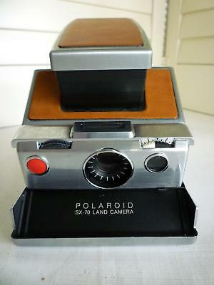 Vintage SX-70 Polaroid Land Camera Instant Camera Quality Construction SX70 Xlnt
