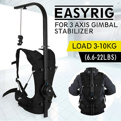 3-10KG As Easyrig Fishing Vest Easy Rig For 3 AXIS Gimbal 6.6-22LBS Local Stock