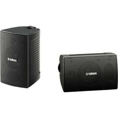 "NS-AW294B 6.5"" 50W 2Way High Performance Outdoor Speakers Yamaha"