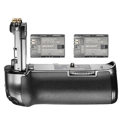 Neewer Battery Grip with Batteries Replacement for BG-E20 for Canon 5D Mark IV