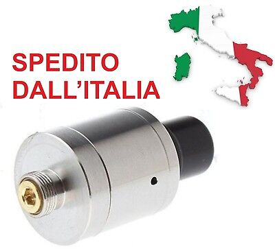 At7 - Atomizzatore Speed Revolution Styled Rda18Mm - Pin Forato-  Clone Nuovo