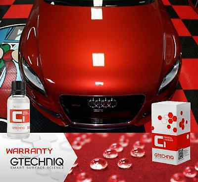 Gtechniq C1 Crystal Lacquer High Quality Gloss Retention Product For Car 30ml