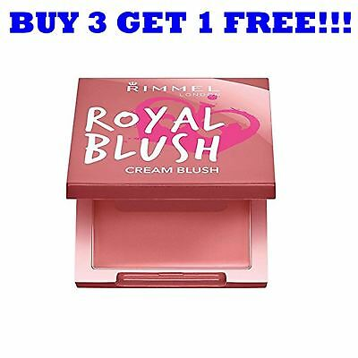 Rimmel Royal Cream Blush 004 Regal Rose