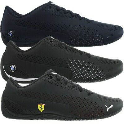 dadff386ef9 NEW MENS PUMA Bmw Drift Cat 5 Ultra Motorsport Shoes Blue White Red ...