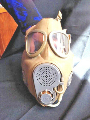 Olive Drab Gas Mask Respirator Size 2 #S-05/85