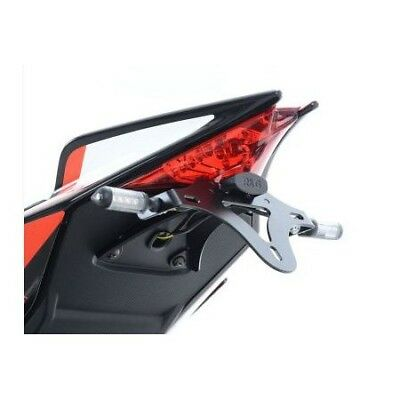APRILIA RSV4 RR-14/18- V4 TUONO-15/18-SUPPORT DE PLAQUE R&G Racing-4450429