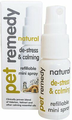 Pet Remedy Natural De-stressing and Calming Spray for Pets 15ml