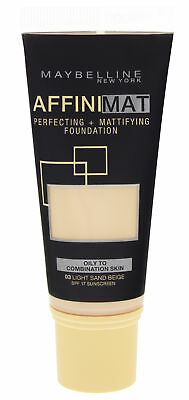 Maybelline New York AffiniMat Foundation 03 30ml Mattierendes Make-up