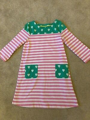 Girls teal cord mini boden dress 7 8 years eur 4 02 for Mini boden schweiz
