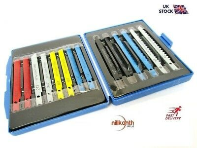 14pc U Fitting Jigsaw Blades Set Metal Plastic Wood Black & Decker TZ PA073