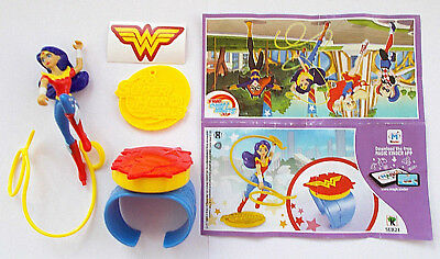 "Maxi Ü - Ei DC Super Hero Girls 2017 "" Wonder Women SEB21 "" mit BPZ"