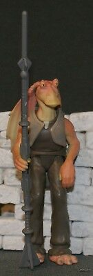 Star Wars EPISODE 1 Jar-Jar Binks (Hasbro 1998), lose, komplett