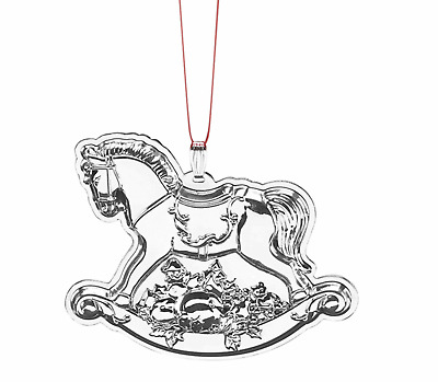 Reed & Barton Francis Sterling Silver I  ROCKING HORSE, 19TH EDITION-2016