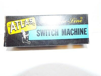 Atlas Rsm Remote Control Switch Machine New Old Stock In Original Box