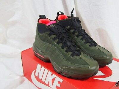 eb5da8405e where to buy nike air max 95 sneakerboot dark loden mens size 8.5 us 806809  300
