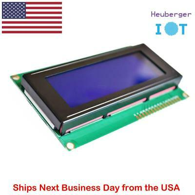 2004 20x4 Blue Backlight White Character LCD Screen Display Module for Arduino