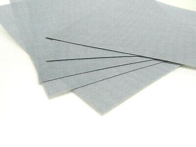 3M Tri-Mite Wet or Dry 600 Grit 15 Micron Grey Polishing Paper Pack of 5 Sheets