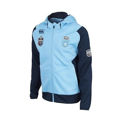 New South Wales NSW Blues CCC 2018 Tech Fleece Evo Hoody Size S-4XL!