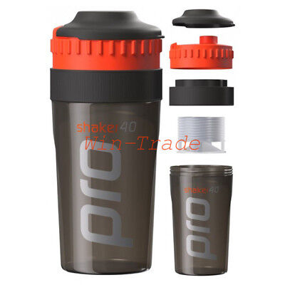 Whey Protein Sport Water Bottle Nutrition Blender Mixer Cup Fitness Gym Shaker