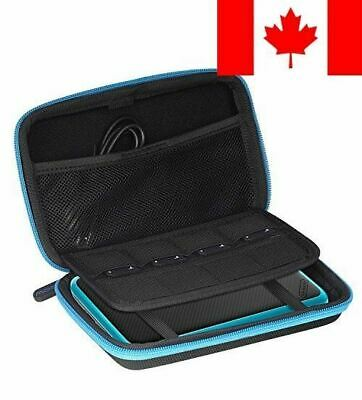 MoKo Case for Nintendo New 2DS XL, Water Resistant Travel Carrying Pouch Hold...