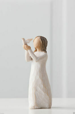 Willow Tree Figurine Soar A Time to Soar  By Susan Lordi  27173