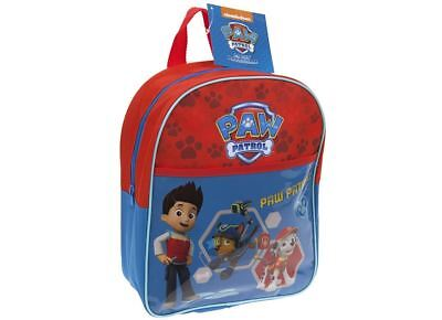 Paw Patrol Backpack  School Bag Nursery Chase Marshall