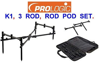 Oakwood Specimen Carp Fishing Goal Post Rod Pod