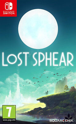 Lost Sphear (Switch)  BRAND NEW AND SEALED - IN STOCK - QUICK DISPATCH - IMPORT