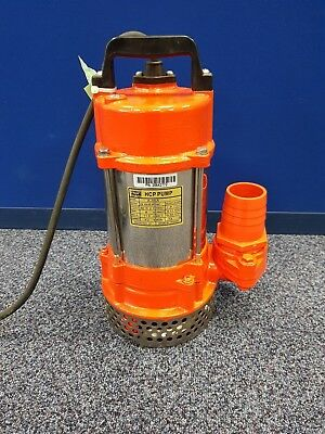 110v Heavy Duty submersible contractor drainage pump clean or dirty water pump