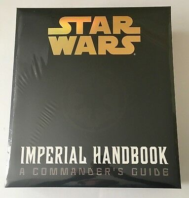 Star Wars: Imperial Handbook by Daniel Wallace - New Deluxe (Vault) Edition