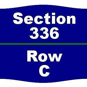 2 Tickets New Orleans Saints at Tampa Bay Buccaneers 1/3/20 Raymond James Stadiu