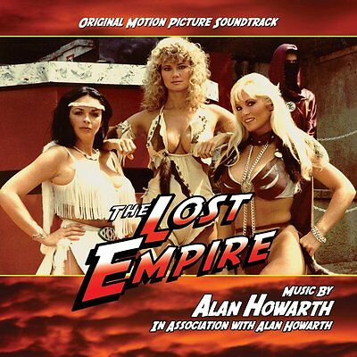 LOST EMPIRE, THE - Original Soundtrack by Alan Howarth (2-CD SET)