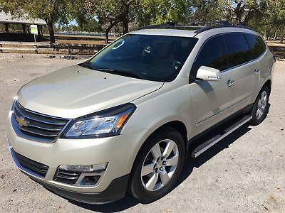 2014 Chevrolet Traverse LTZ FULLY LOADED TO THE MAX 2013,2014,2015 LINCOLN MKX MKC CADILLAC SRX XT5 FORD CHEVROLET DODGE SPORT