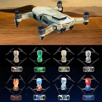 Waterproof PVC Sticker Decal Skin Protector Accessory for DJI Mavic Air RC
