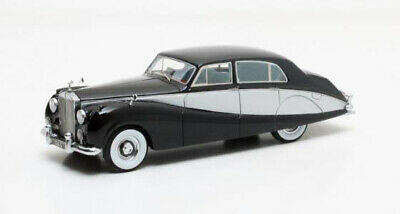Rolls Royce Saloon Freestone and Webb Design (1957) Resin Model Car 11705-033