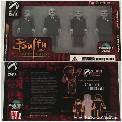 Original Buffy the Vampire Slayer PALZ The Gentlemen NEW