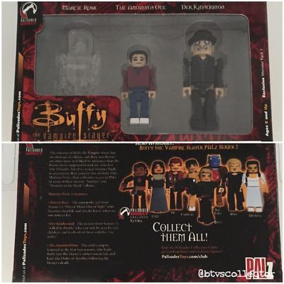 Original Buffy the Vampire Slayer PALZ Der Kinderstod Pack NEW