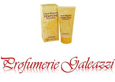 LAURA BIAGIOTTI TEMPORE DONNA SHOWER GEL - 150 ml