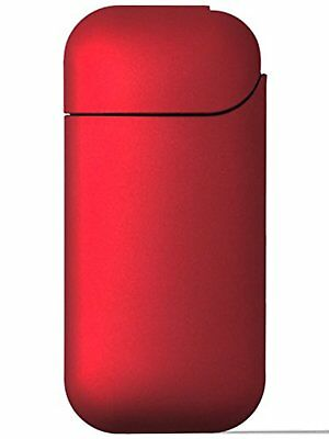iQOS HIGH FIVE iQOS hard case sleeve inset side hole bottom hole Red F/S wTrack#