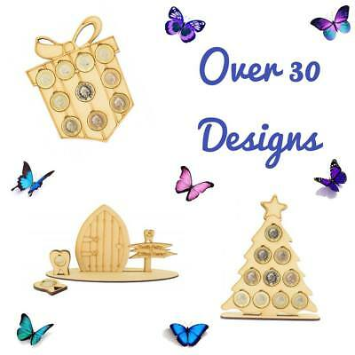 Mdf-£1-£2-Coin-Holder-Birthday-Christmas-Tooth-Fairy-Easter-Money-Gift-Present