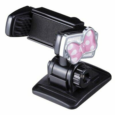NAPOLEX Disney Car Goods telephone holder 3D Minnie WN-9