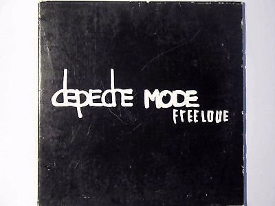 Freelove (Limited Edition) - Depeche Mode (CD, schmale Papphülle)