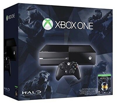 Xbox One 500GB Console Halo: The Master Chief Collection Bundle