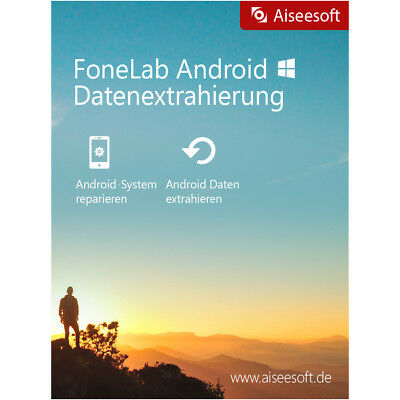 FoneLab Android Aiseesoft -Datenextrahierung -Lifetime Download