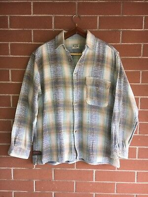 Vintage Chesterfield Legend Camicia Manica Lunga Cotone Anni 90' Tg Large
