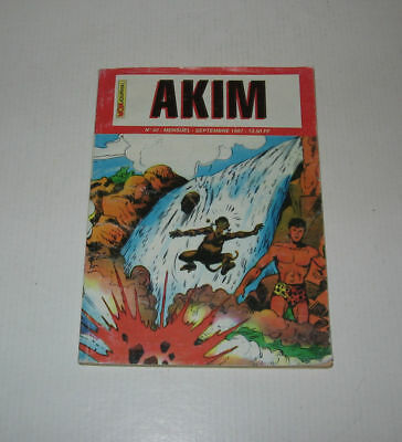 "AKIM  N° 42 TBE SEPTEMBRE 1997 (2eme serie) ,EDITIONS ""MON JOURNAL"",PUMA NOIR"