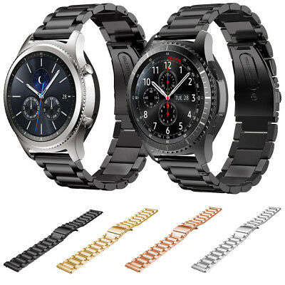 S3 For Samsung Strap Band Steel Gear Bracelet Frontier/classic Watch Stainless