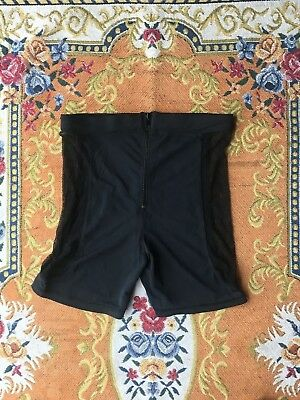 Vintage 90's Pantaloncini Absolut Joy Rarissimi Shorts Cycling Style Dark Goth