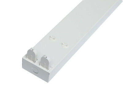 LED 4 Foot Tube Fixture includes 2 Tubes. Ceiling Fixture, Industrial Light