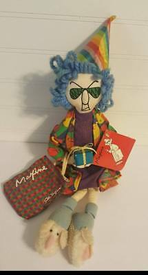 Hallmark retired maxine you again cookie jar 2400 picclick maxine plush doll crabby old woman birthday shoebox greetings hallmark m4hsunfo Image collections